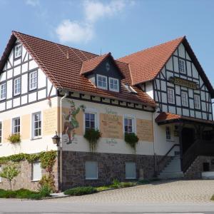Hotelbilleder: Landgasthof Pension Schützenhaus, Dürrhennersdorf