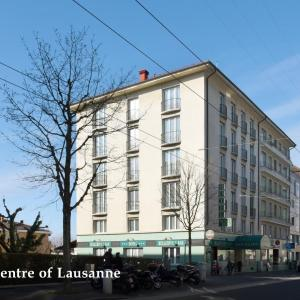 Hotel Pictures: Hôtel Bellerive, Lausanne