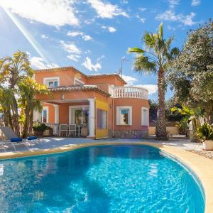 Hotel Pictures: Villa Beni, Beniarbeig