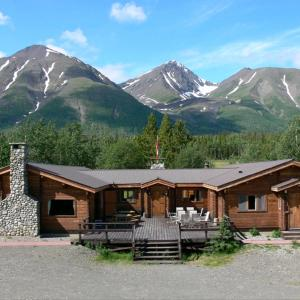 Hotel Pictures: Dalton Trail Lodge, Beloud Post