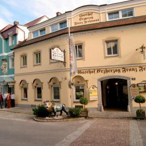 Hotelbilleder: Gasthof Erzherzog Franz Ferdinand, Markt Sankt Florian
