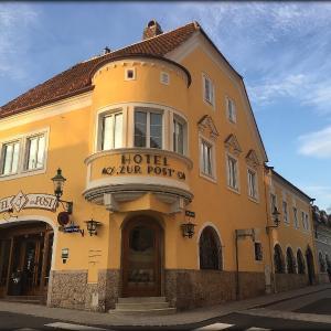 Hotellikuvia: Hotel Garni Zur Post, Gumpoldskirchen