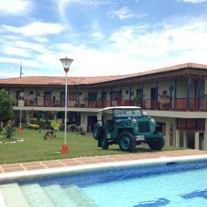 Hotel Pictures: Finca Hotel Tumbaga, Puerto Espejo