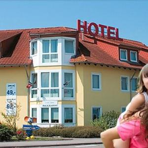 Hotelbilleder: Euro-Hotel, Kappel-Grafenhausen