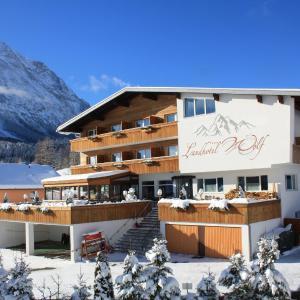 Hotelbilleder: Landhotel Wolf, Leutasch