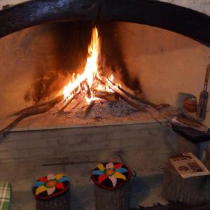 Hotellikuvia: Guest House The Fireplace, Belyakovets