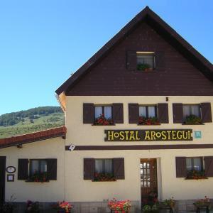 Hotel Pictures: Hostal Arostegui, Garayoa