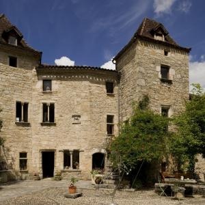 Hotel Pictures: Château de Saint Cirq Lapopie, Saint-Cirq-Lapopie
