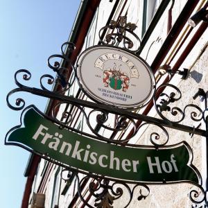 Hotel Pictures: Fränkischer Hof, Hofheim in Unterfranken