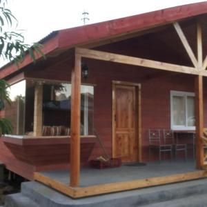 Hotel Pictures: Cabañas El Sauce, La Ensenada