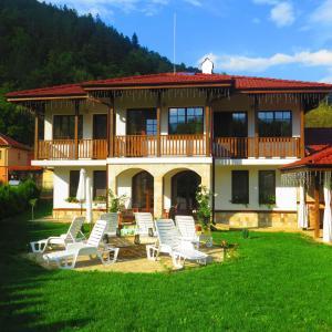 酒店图片: Bashtinata Stryaha House, Beli Osŭm