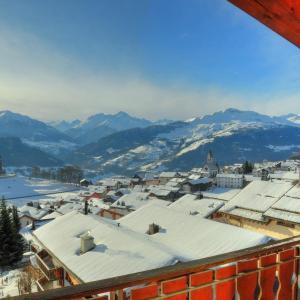 Hotel Pictures: Casa Ansiel - 2.5 Zimmer Ferienwohnung am Sonnenhang von Falera, Falera