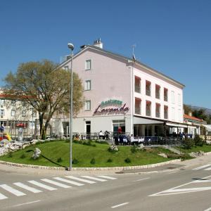 Hotellikuvia: Pansion Lavanda, Novi Vinodolski