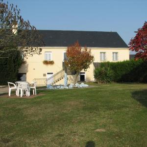 Hotel Pictures: Le Grand Cerf, Villiers-au-Bouin