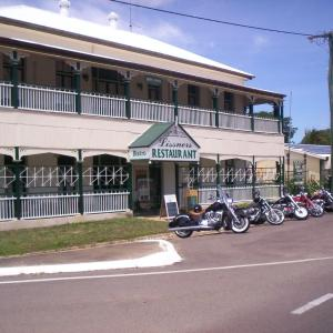 Foto Hotel: The Park Motel, Charters Towers