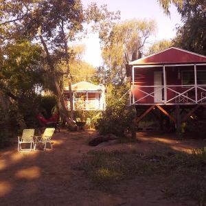 ホテル写真: Cabañas La Caprichosa, Tigre