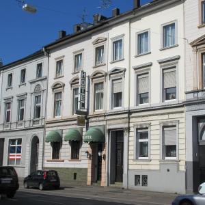 Hotel Pictures: Hotel Hanseatic-garni, Wuppertal
