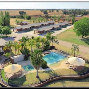 Hotelbilder: Hilltop Resort, Swan Hill
