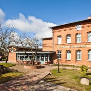 Hotel Pictures: Eisenbahnromantik Hotel, Meyenburg