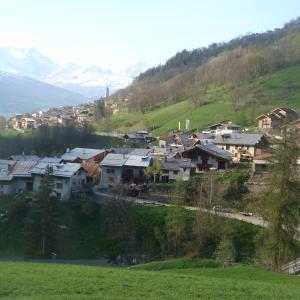 Hotel Pictures: La Combe de Moulin, Peisey-Nancroix