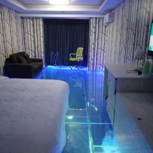 Fotografie hotelů: Beautiful Island Apartment, Taiyuan