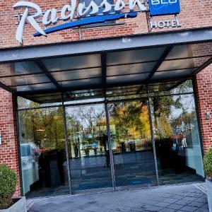 Hotel Pictures: Radisson Blu Hotel i Papirfabrikken, Silkeborg, Silkeborg