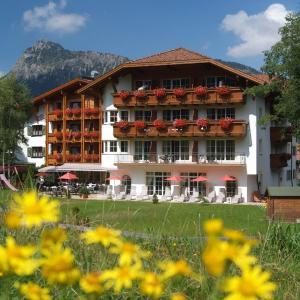 Fotografie hotelů: Hotel Bogner Hof, Tannheim