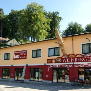 Hotelbilder: Wohnen beim Bäcker Weinberger, Ybbs an der Donau