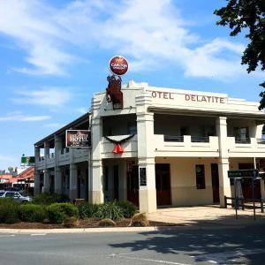 Hotel Pictures: Delatite Hotel, Mansfield