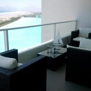 Hotel Pictures: Departamento en Laguna del Mar, La Herradura