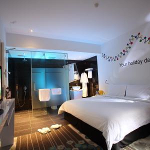 Foto Hotel: Zoom Inn Boutique Hotel, Johor Bahru