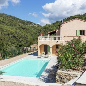 Hotel Pictures: Villa - La Roquette-Sur-Var, Saint-Blaise
