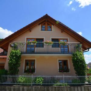 Hotelbilleder: Apartment Riedenburg Prunn Bavaria 1, Riedenburg
