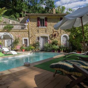 Hotel Pictures: Maison De Vacances - Le Pont-Du-Loup, Gourdon