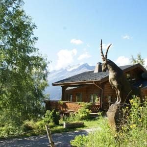 Hotel Pictures: Maison De Vacances - Valfréjus Modane, Valfréjus