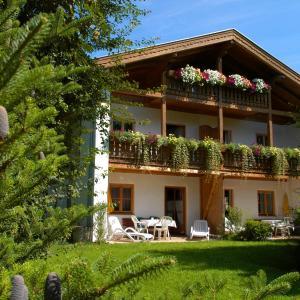Hotelbilleder: Ferienwohnungen Landhaus Dengler, Bad Aibling