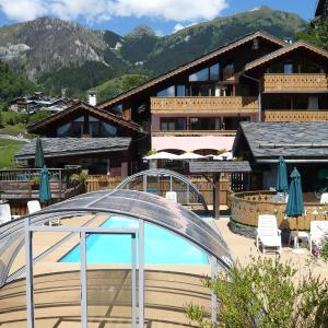 Hotel Pictures: Residence Les Edelweiss, Champagny-en-Vanoise