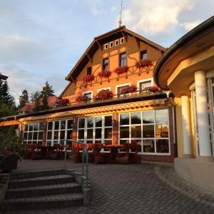Hotelbilleder: Landhotel Margaretenhof, Kurort Gohrisch