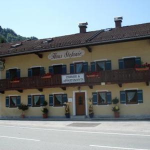 Hotelbilleder: Haus Stefanie, Inzell