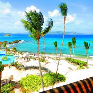Zdjęcia hotelu: Beachfront Duplex Villa, Frydendal