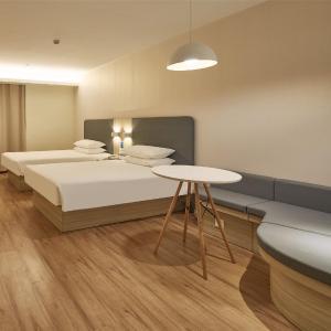 Hotel Pictures: Hanting Hotel Nanjing Jiangning Binjiang, Jiangning