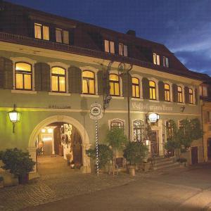 Hotelbilleder: Gasthof Grüner Baum, Dettelbach