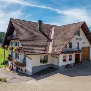Hotelbilleder: Apartment Mattenhof 1, Herrischried