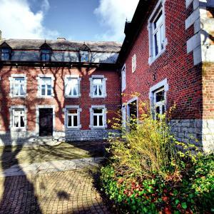 Fotografie hotelů: Chateau-Ferme Delhaise, Mesnil-Saint-Blaise