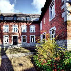 Foto Hotel: Chateau-Ferme Delhaise, Mesnil-Saint-Blaise