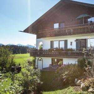 Hotelbilleder: Knittel, Steingaden