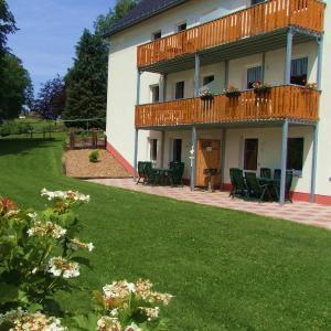Hotellikuvia: Residenz Zur Buchenallee, Burg-Reuland