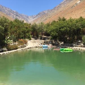 Hotel Pictures: Cabañas Luna de Cuarzo, Cochiguaz, Paihuano