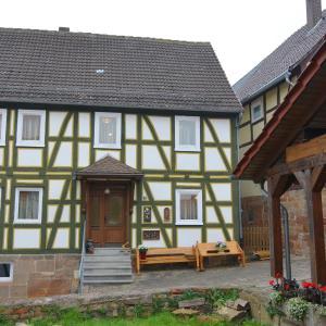 Hotel Pictures: Ferienhaus In Hessen, Bad Arolsen