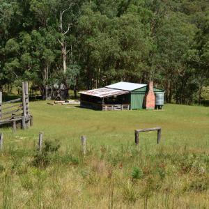 Hotellikuvia: Four Bull Hut, Sandy Flat